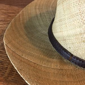 Accessories - Raffia Unisex Hat